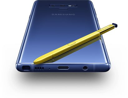 Konkurs Samsung Galaxy Note 9